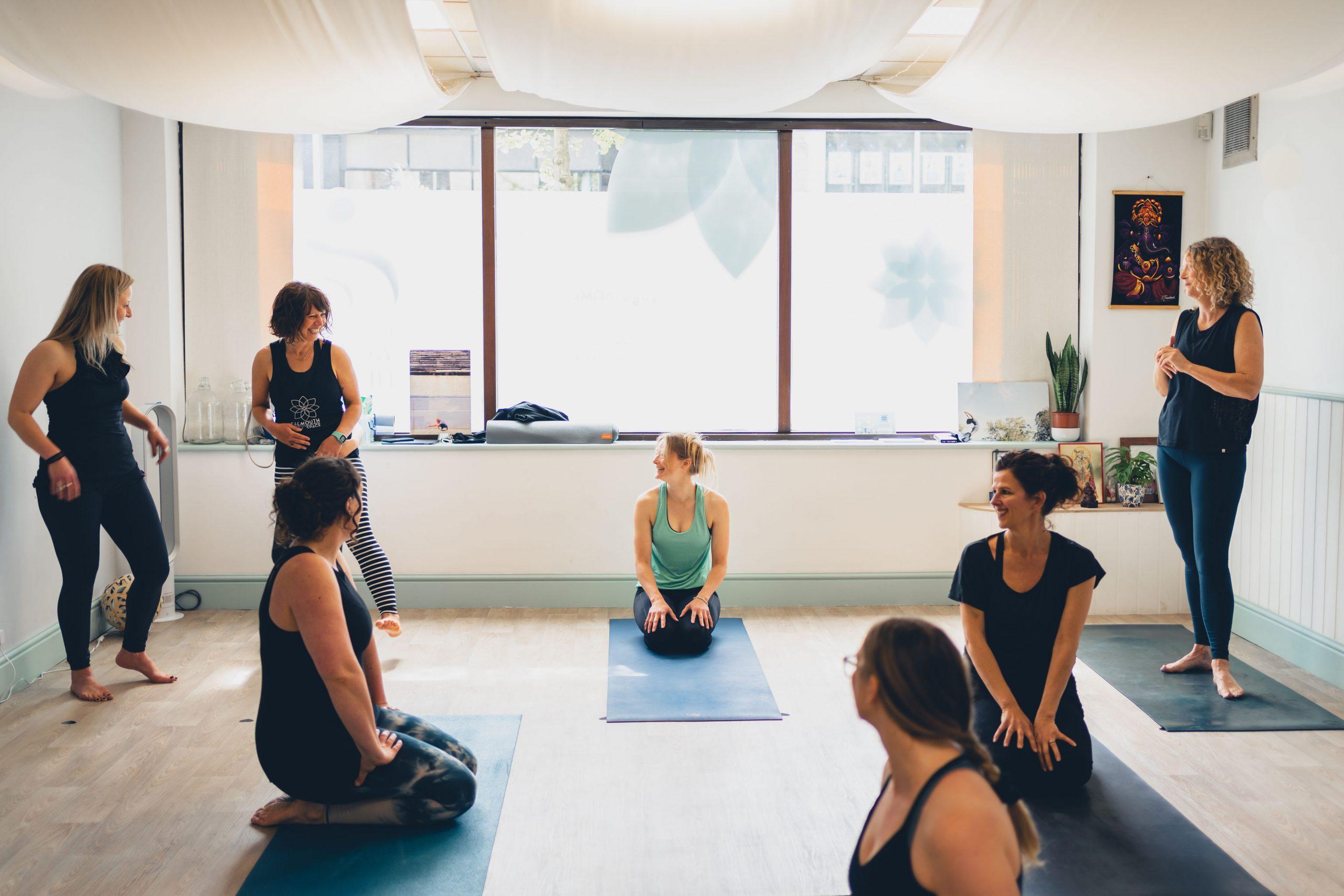 Yoga classes in Cornwall