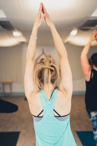 Yoga in Cornwall